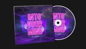 DJ CD Cover Artwork FREE PSD Template by KlarensM