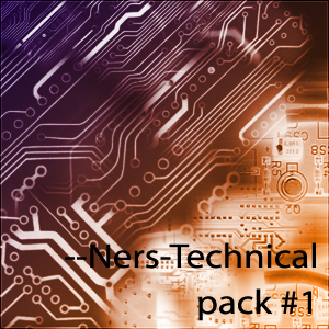 --Ners-Technical-brushes by Ners
