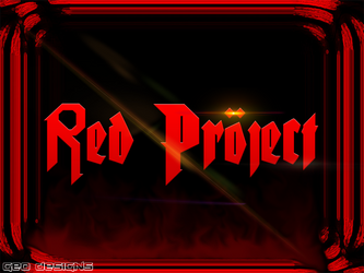 Red Project by GeoJoseph19