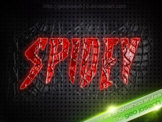 Spidey Style by GeoJoseph19