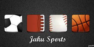 Jaku Sports Icons