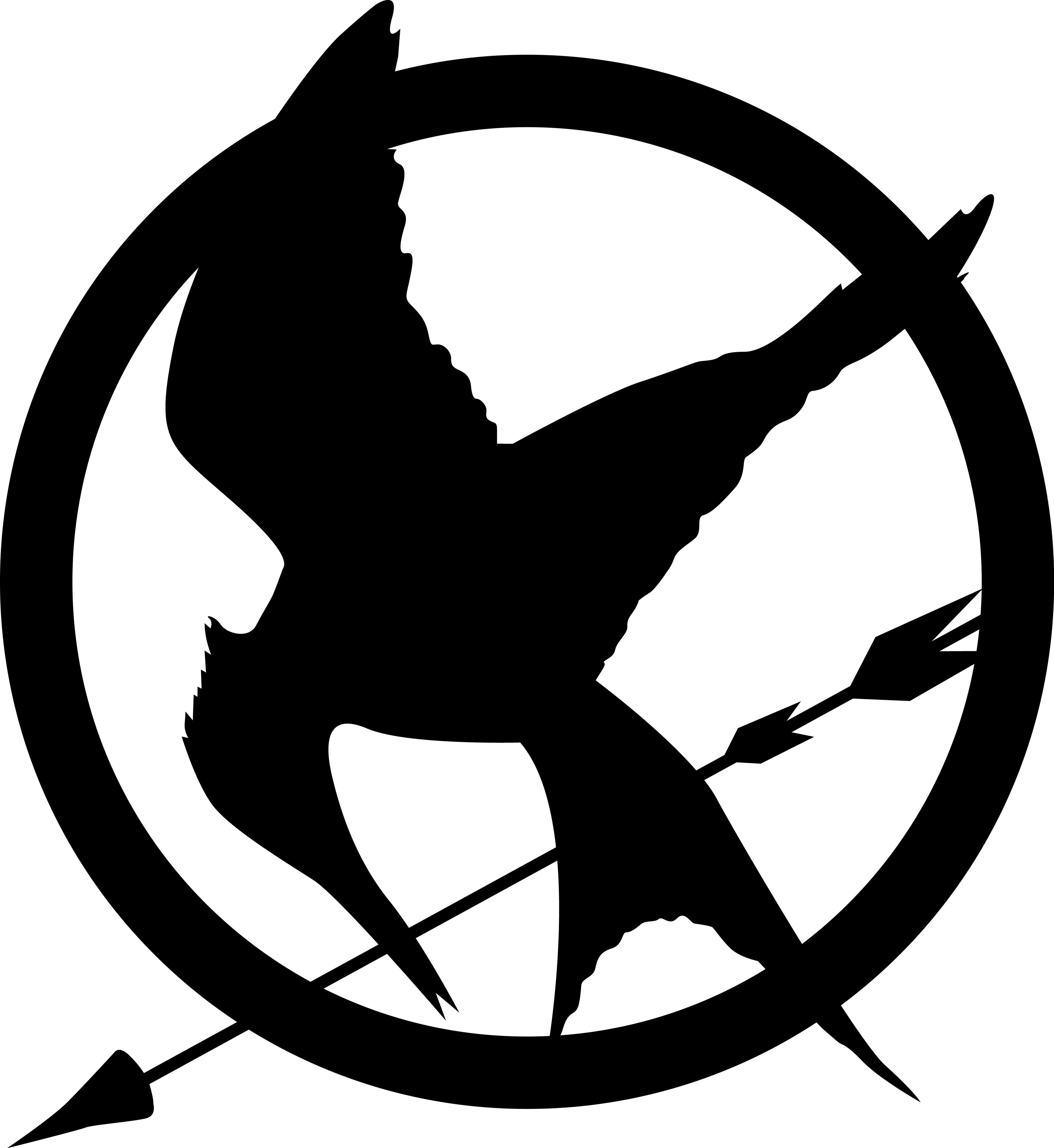 Hunger Games District 12 Seal Capitol seal by trebory6 Hunger Games Capitol Seal Vector