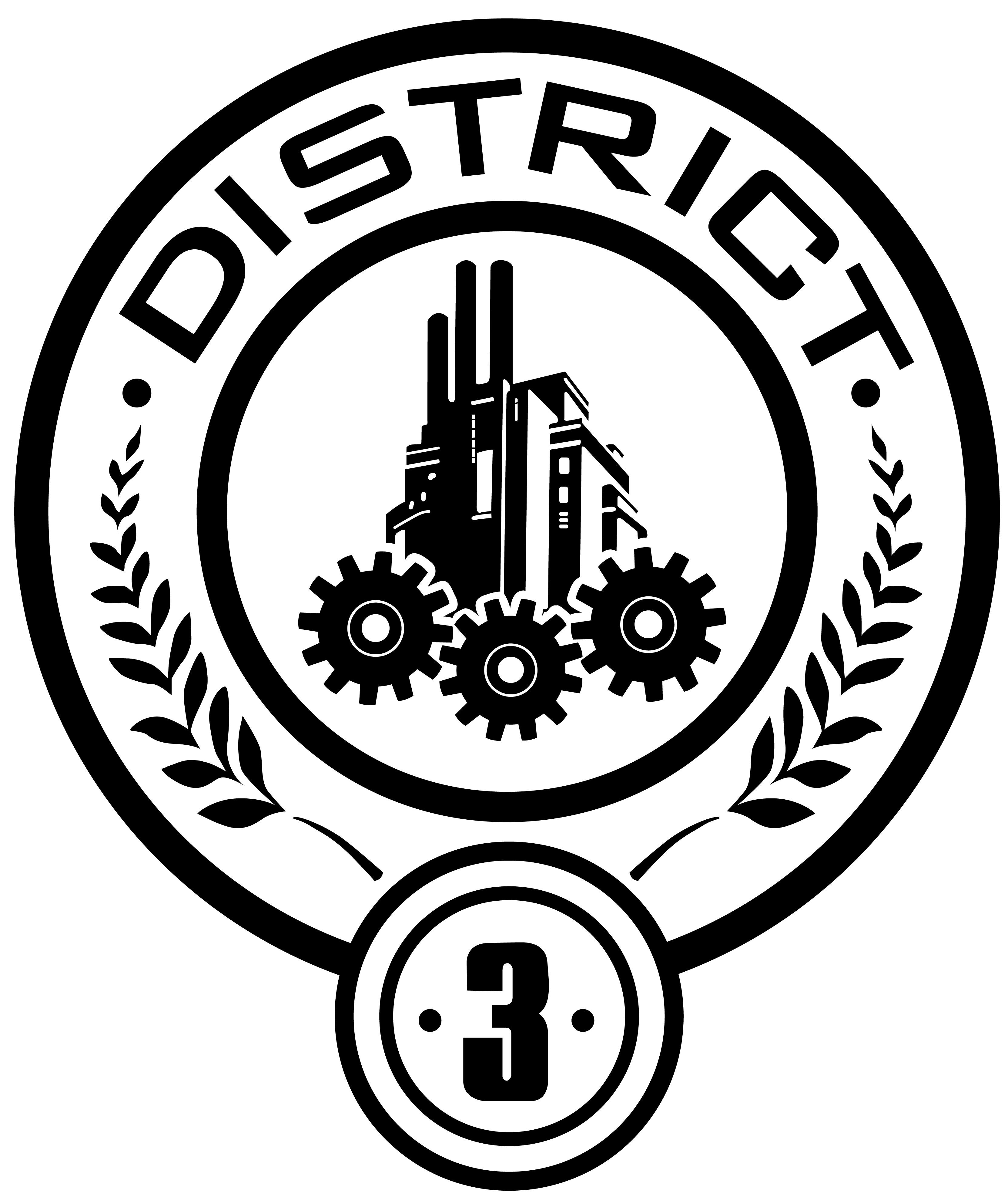 district 3 seal by trebory6 on deviantart