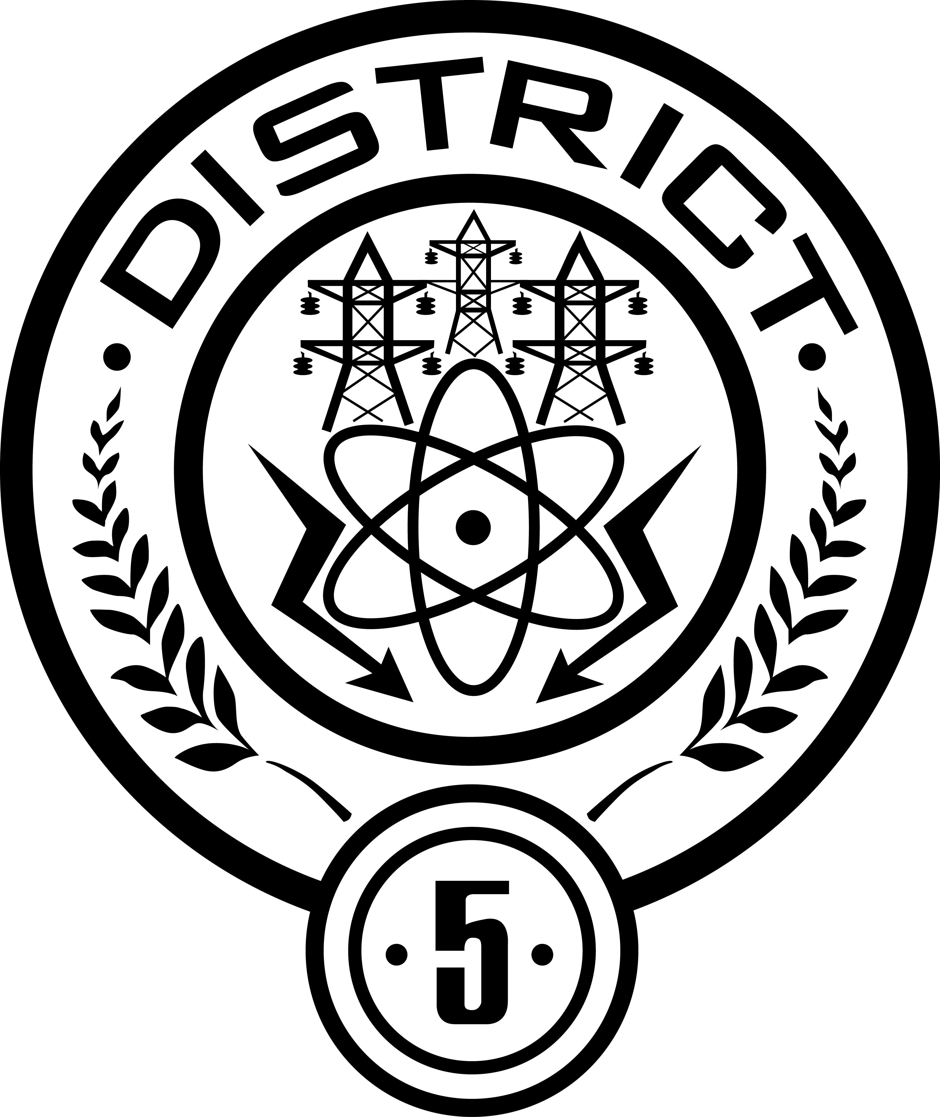 district 5 seal by trebory6 on deviantart