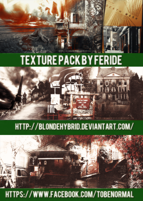 Texture Pack #10 by blondehybrid