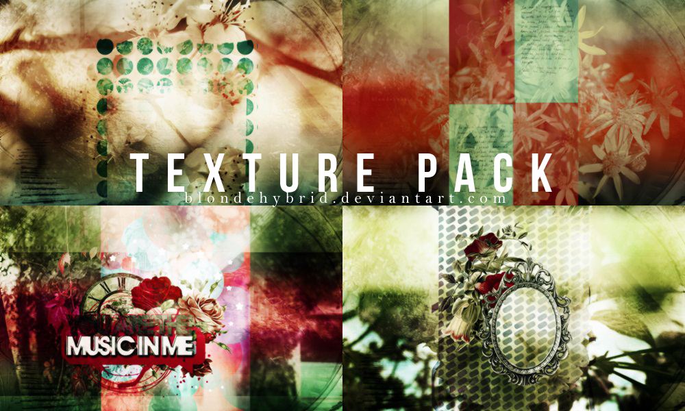 Texture Pack #17 by blondehybrid