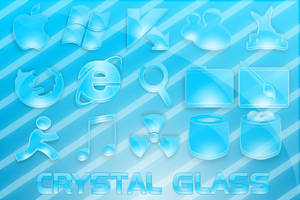 Pack Crystal Glass