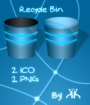 Recycle Bin by Skynix