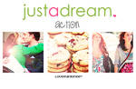 just a dream. Action