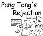Pang Tong's Rejection
