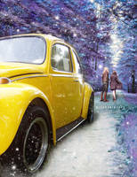 Snowing on Swan Queen ^_^ by malshania