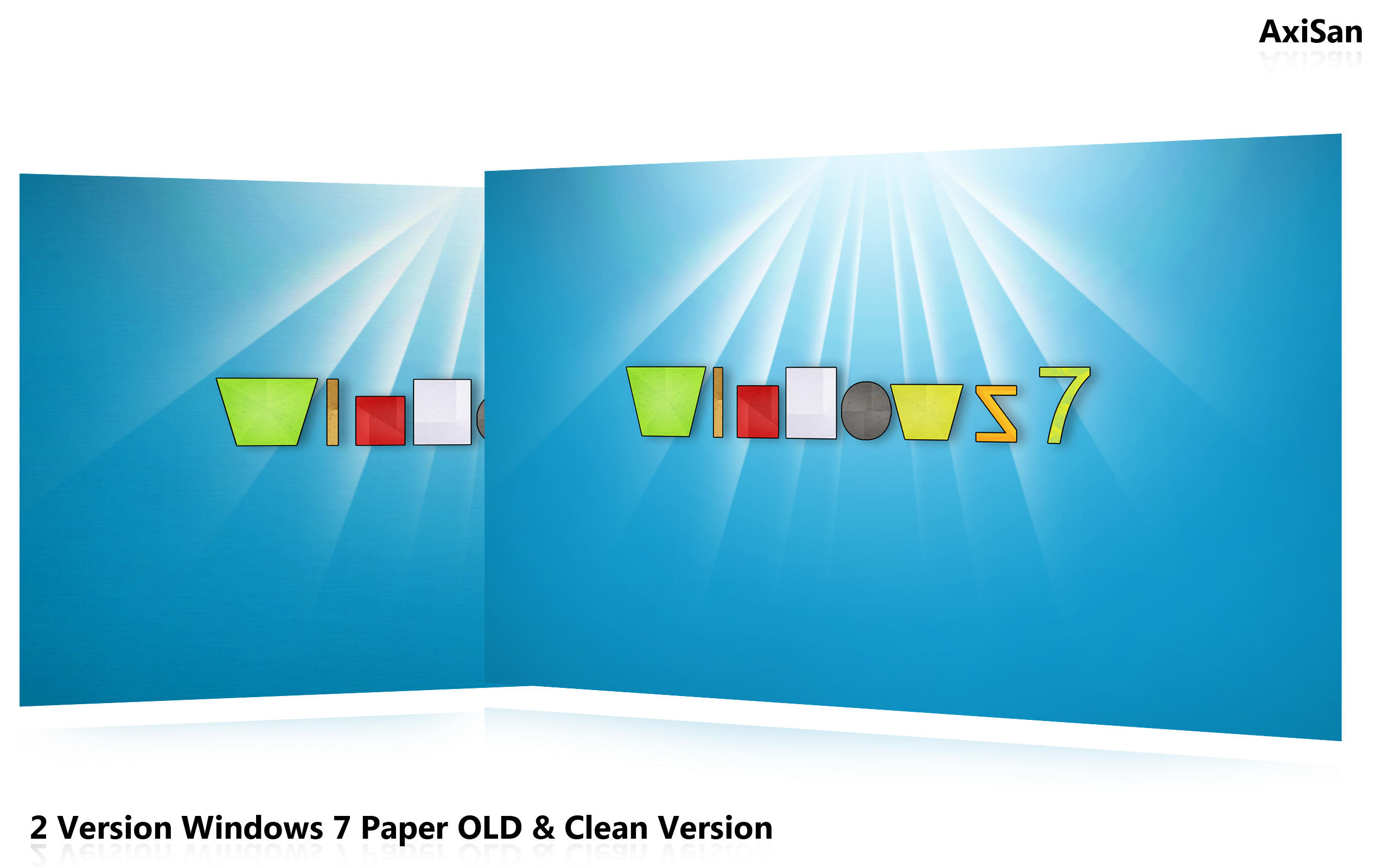 Windows 7 Paper by AxiSan