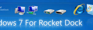 Windows 7 For RocketDock