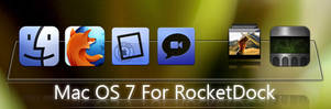 Mac OS 7 For RDock