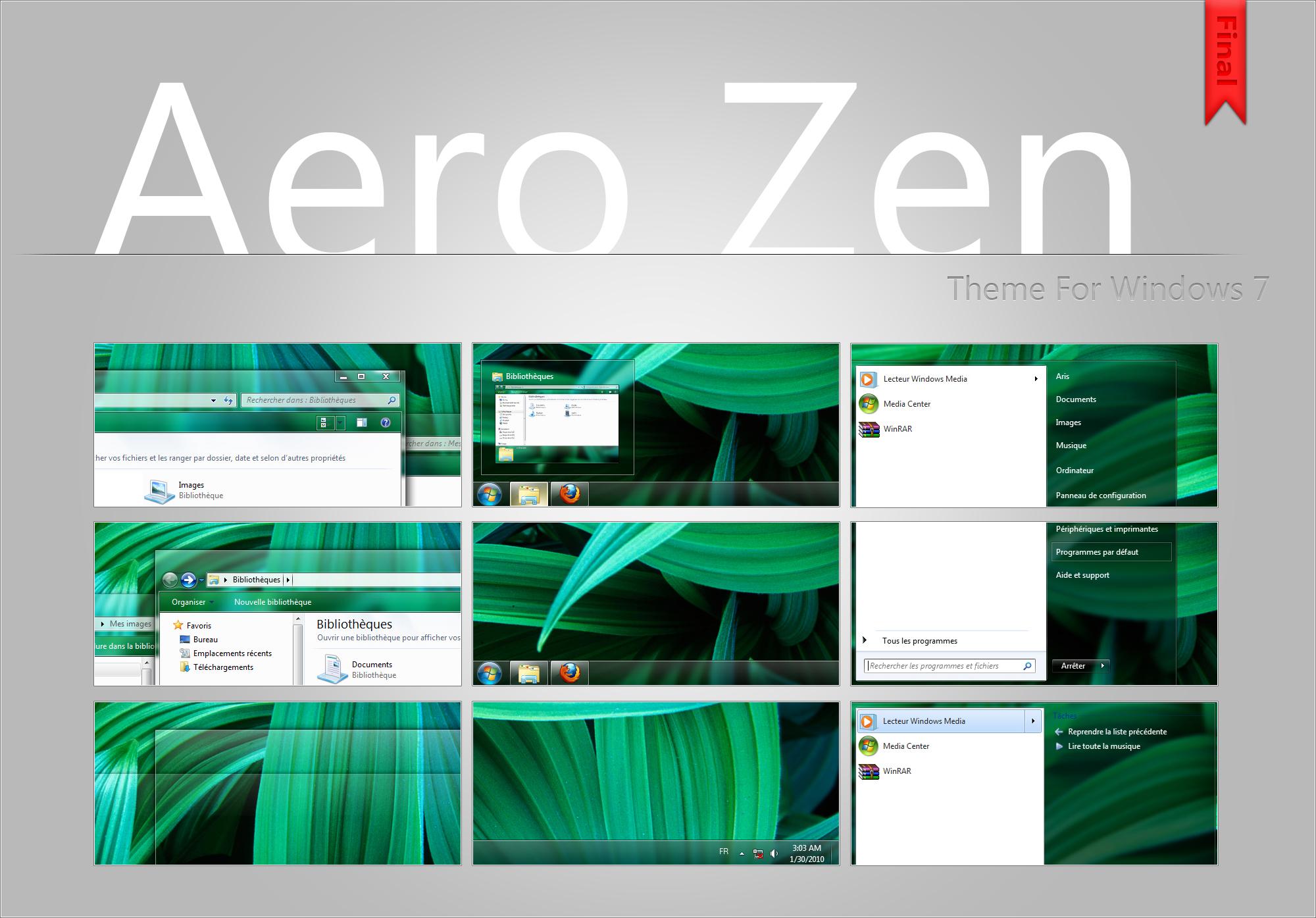 Aero Zen by AxiSan