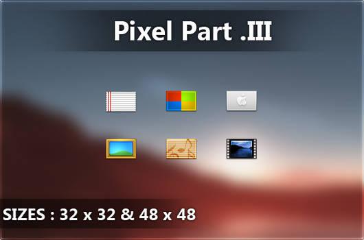 Pixel Icons 3