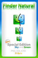 Finder Natural Special Edition by skingcito