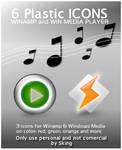 6 Plastic Icons of Music