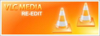 RE-EDIT VLC MEDIA light by skingcito
