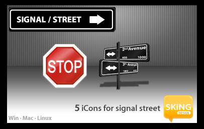Signal Street by skingcito