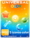 universal color for win