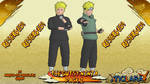 Naruto - The Gutsy Ninja PACK 1! (FOR XPS)