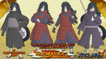 Naruto - Madara Uchiha PACK 1 FOR XPS!!