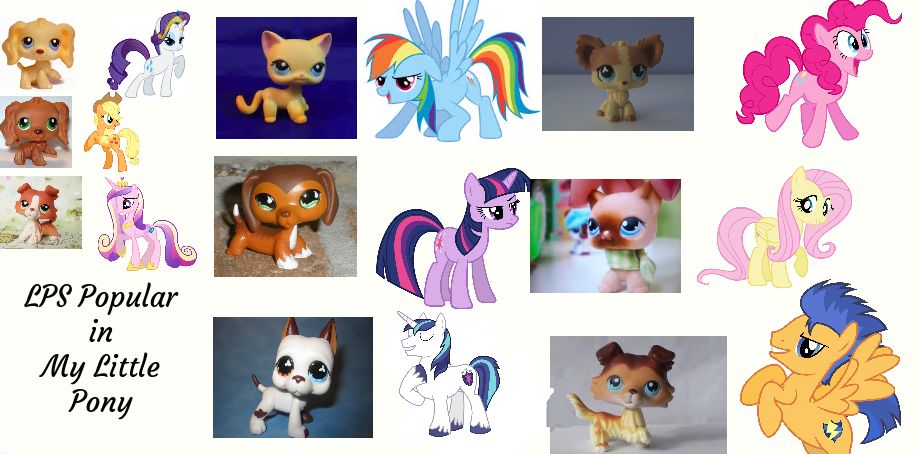 Lps With Mlp Drawings Wwwpicswecom