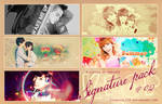 Kpop Sign Pack 02