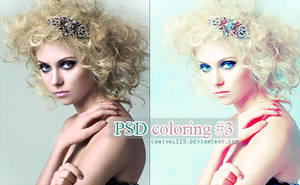 PSD Coloring no.3 by Canival119