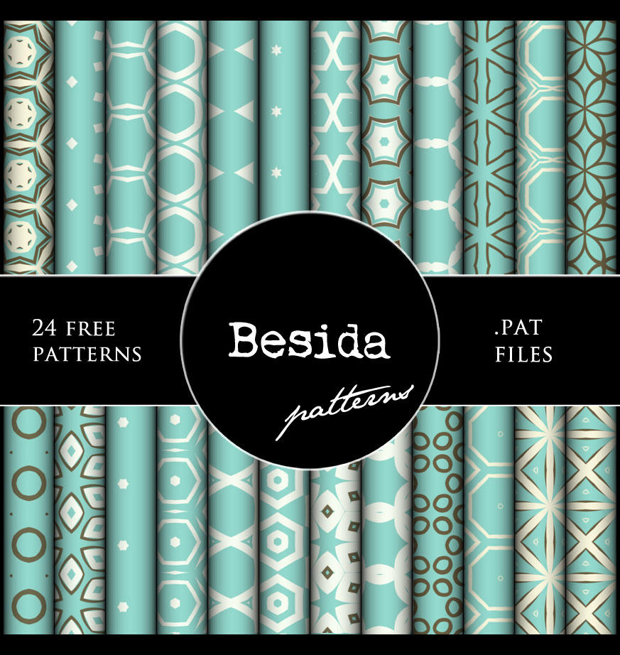 Besida's patterns 01 by Besida