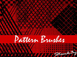 PaTTeRN BRuSHeS by stank3y