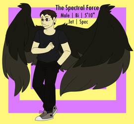 The Spectral Force   Ref   2019