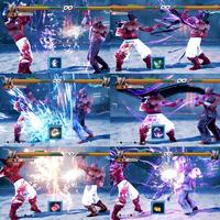 Tekken 7 Heihachi  Hit Effect Mods