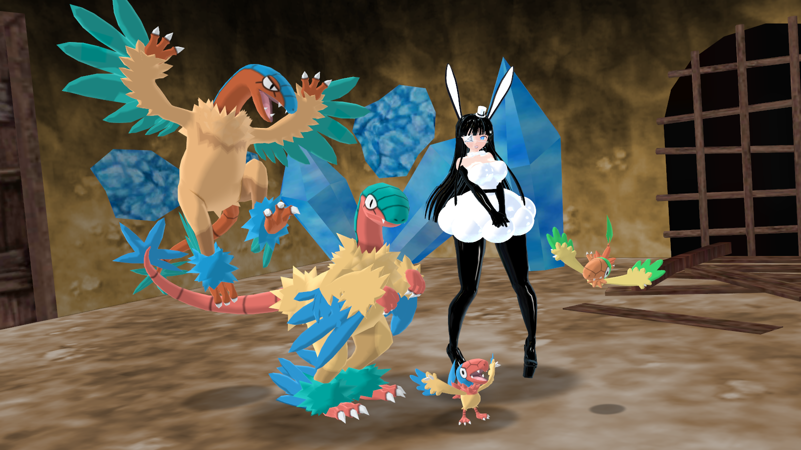 MMD - Archeops Line *DL*