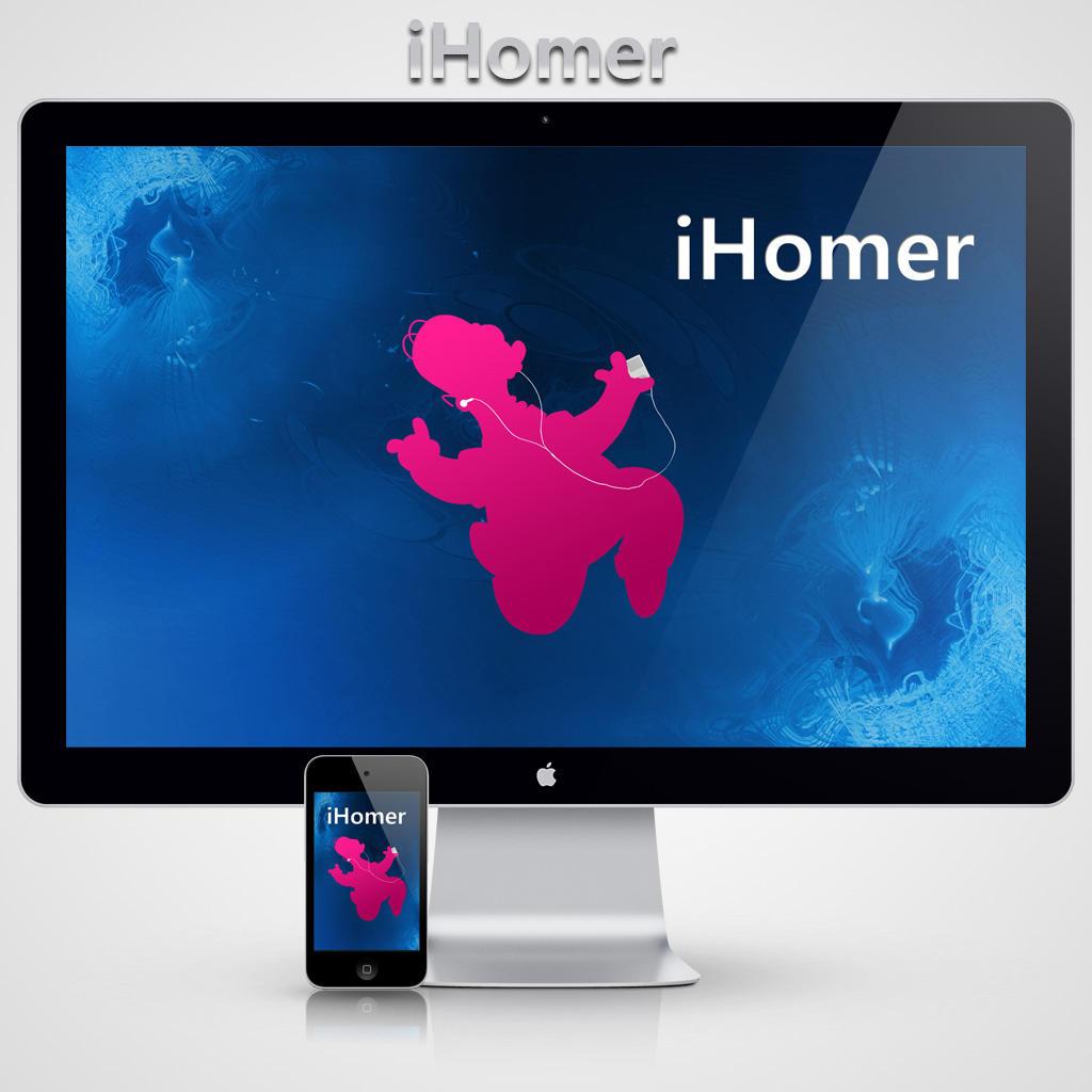 iHomer by ChrisUnger