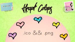 Heart Colors'
