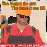 TF2 engineer spray