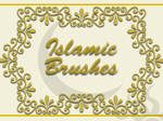 Islamic text brushes