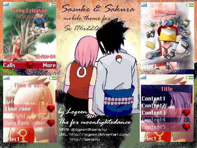 Sasuke dating games online