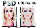PSD COLORING BY MADAW - EMMA ROBERTS