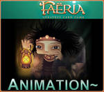Faeria SCG Animation:: Forest Witch by Requiemsvoid