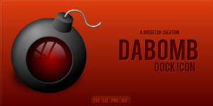daBOMB Dock Icon