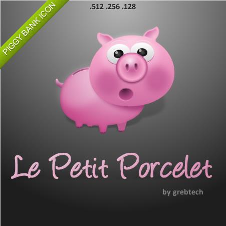 Le Petit Porcelet by grebtech