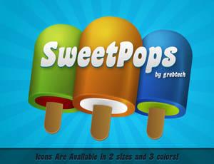 SweetPop Icons