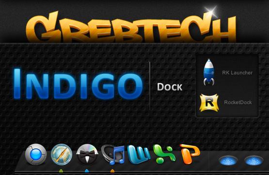 Indigo Dock by grebtech