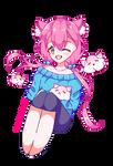 [Gift] Chiye Animated Pixel Pagedoll