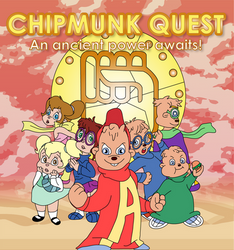Chipmunk Quest Overview by leduc-gallery