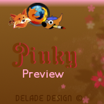 PINKY BROWN Persona by delade