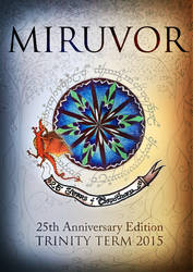 Miruvor - 25th Anniversary Edition (front cover)